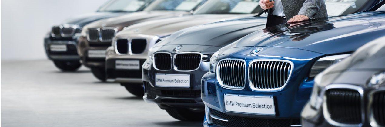 Gebrauchte Automobile In Allen Bmw Ag Niederlassungen Deutschlands